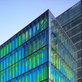 Jianianhua Building, Chongqing Financial Street Real Estate Co., Ltd.,  Skidmore, Owings & Merrill LLP