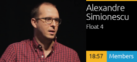 Alexandre Simionescu: Communicate and Connect