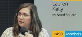 Lauren Kelly: Platforms as Service