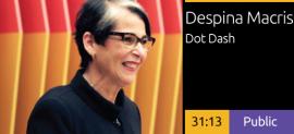 Despina Macris - Championing the Value of Design