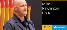Mike Rawlinson - The Legible Smart City