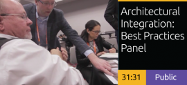 Architectural Integration- Best Practices