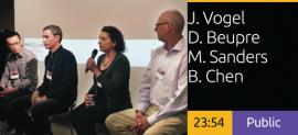 Panel Dialogue - (Re)Development Destinations