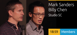 Mark Sanders and Billy Chen - (Re)Development Destinations