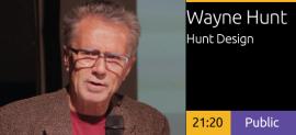 Wayne Hunt - One City Thirty Years
