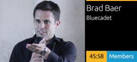 Brad Baer - Incentives and Rewards