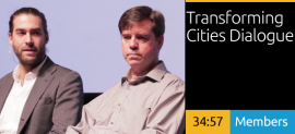 2015 Xlab - Transforming Cities Dialogue