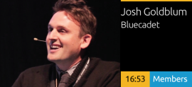 2015 Xlab - Josh Goldblum - Transforming Business
