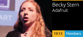 Becky Stern - Transforming Wearables