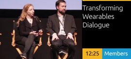 Transforming Wearables Dialogue