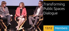 Transforming Public Spaces Dialogue