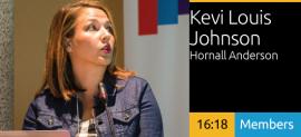 Kevi Louis Johnson - Optimizing Exhibits for Digital/Physical Balance