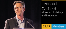 Leonard Garfield - Seattle and the Geography of Innovation