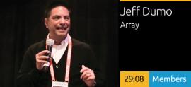 Jeffery Dumo - Aligning Experiences + Content to User Needs