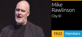 Mike Rawlinson - The Digital City: Creating New Ecosystems