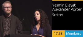 Yasmin Elayat and Alexander Porter - Virtual Reality: Sensoral Experiences