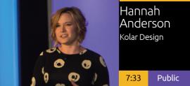 Hannah Anderson - Focus