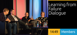 Dialogue - Learning From Failure