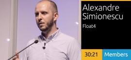 Alexandre Simionescu - Next Generation Public Experiences