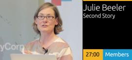 Julie Beeler - Scenarios for Ownership Transition and Leadership Bridging