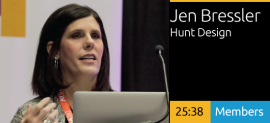 Jen Bressler - Branded Environments - Placemaking for Communities