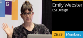 Emily Webster - Content and Media Development