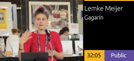 Lemke Meijer - Lava Centre Exhibition Experience