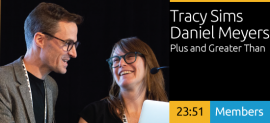 Daniel Meyers & Traci Sym: Startup Practice Perspectives