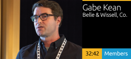 Gabe Kean - Expanding The Experience Through Collaboration