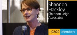 Shannon Hackley - Business Development