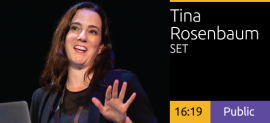 Tina Rosenbaum: Immersive & Interactive Storytelling for Cultural & Consumer-centric Experiences