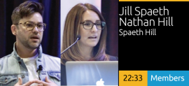 Jill Spaeth & Nathan Hill: Workplace Culture through Branded Environments