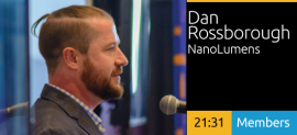 Dan Rossborough - NEXPO Talks - Degrees of Freedom