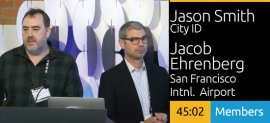 Jason Smith & Jacob Ehrenberg - The SFO Way: People, Places, Things