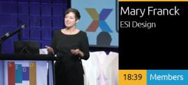SEGD 2019 Xlab: Mary Franck - Generative and Data-Driven Environments