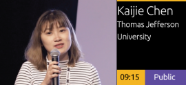 2019 Young Designers Summit - Kaijie Chen