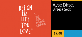 Ayse Birsel, Birsel + Seck