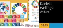 Danielle Wellings, UN Live