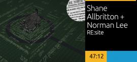 Shane Allbritton & Norman Lee, RE:site