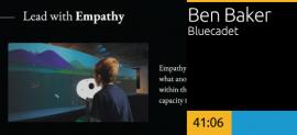 Examining Accessibility in an Emerging Digital Landscape, Ben Baker