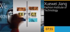 Emerging Designer Haiku #4: REFLECT, Xuewei Jiang