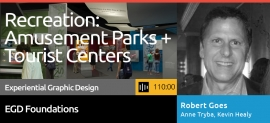 SEGD Podcast, Recreation: Amusement Parks and Tourist Centers