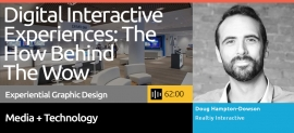 Frameworks, Lo-fi user tests and evaluating success through multiple sources all play a major role when creating digital interactive experiences