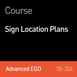 Sign Location Plans