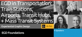 Planning transit operations, Urban design symbols, graphic design, commerce and electronic signs