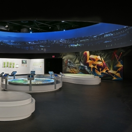 Planet MTL Exhibition