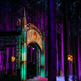 The Observatory at Electric Forest