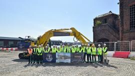 Everton Breaks Ground On New Stadium Project