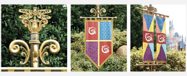Bailey Design Element Logo