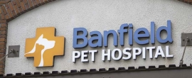 Security SIgns Banfield Pet Hospital Signage